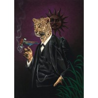 """Renaissance Man"" High Quality Giclee Artist Proof"