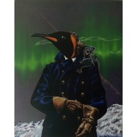'Northern Lights' Large Limited Edition Print