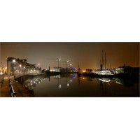 SS Great Britain Panoramic in Fog,  5044
