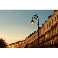 Royal York Crescent by Tony Howell