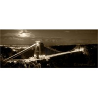 Clifton Suspension Bridge, 5667SEP by Tony Howell