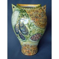 Small Mussle Vase by Adrian Brough