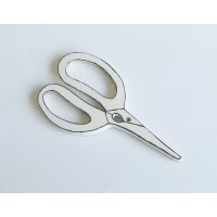 Katharine Morling, Big Handle Scissors