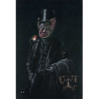 'Bruce' Large Limited Edition Print
