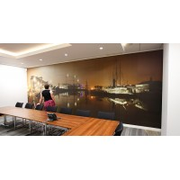 Corporate Art in a photographic media at GVA Grimley