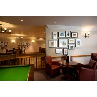 Corporate Art in a photographic media at the Holiday Inn