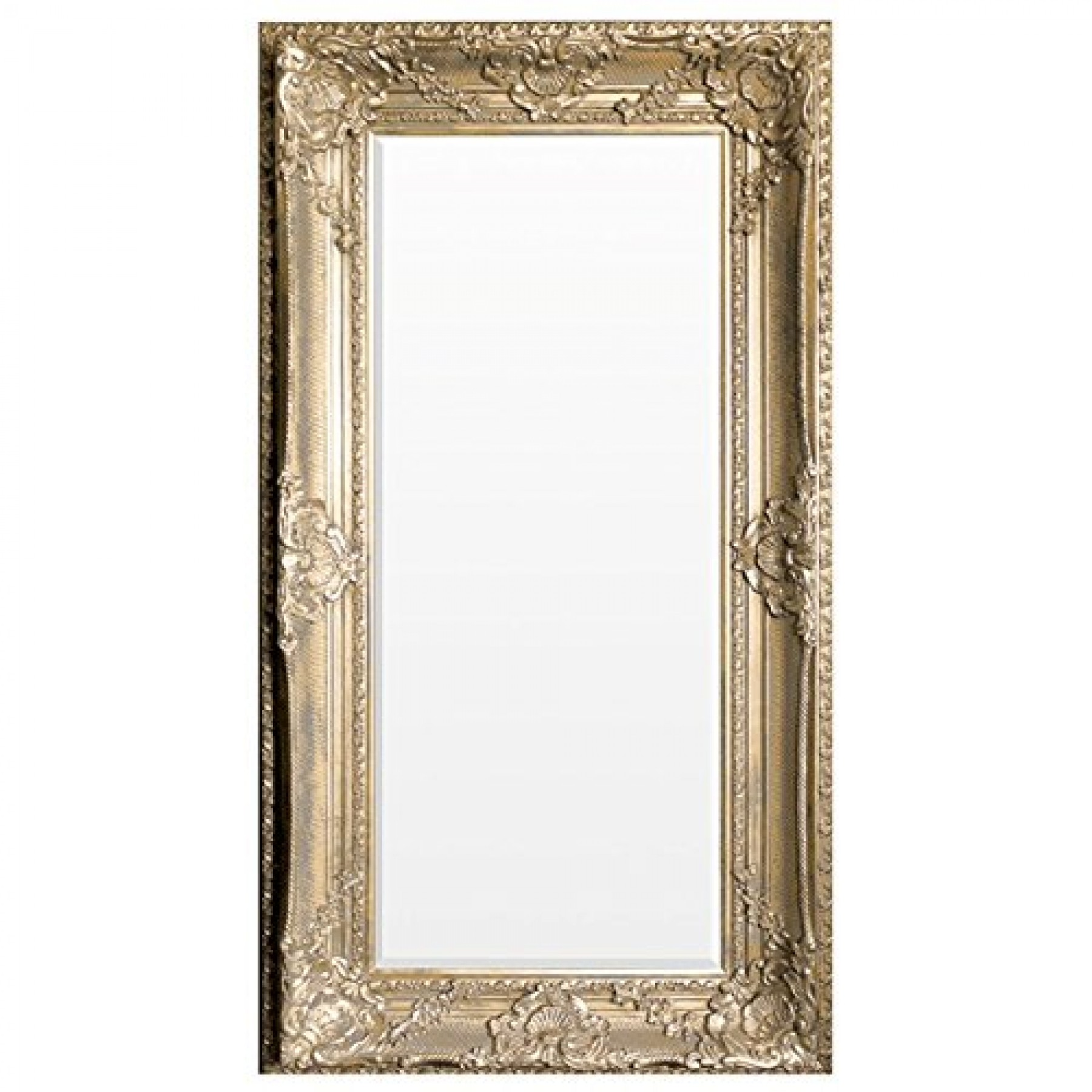 Gold Ornate Shabby Chic Mirror Extra Large