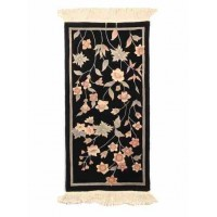 Roubini Chinese Art Deco Hand knotted Rug, Multi