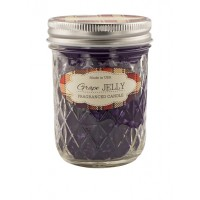 Farm To Table Jelly Jar Candle, Grape (9 OZ - Ounces) -  by Northern Lights