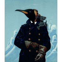 'The Aviator' A3 Limited Edition Print