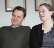 Image of Jane Wilde and Adrian Lear
